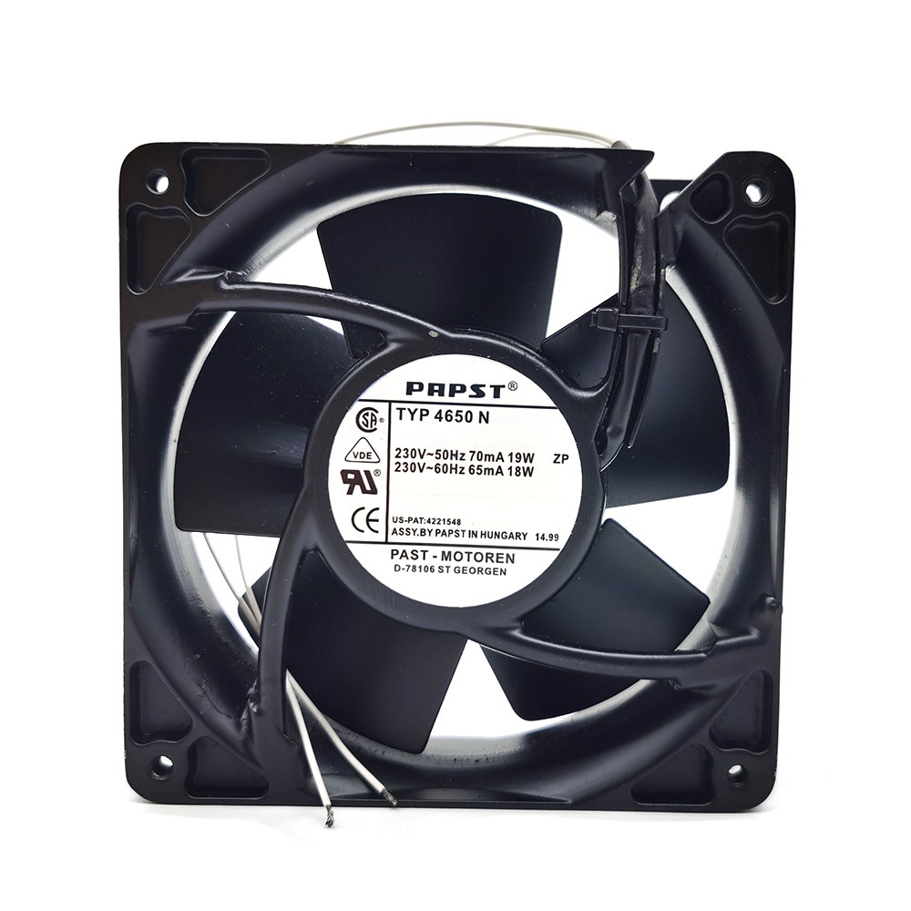 Fan Server High-Tempreture 120X120X38MM All-Metal for PAPST Typ4650n/Typ/4650/.. 230v