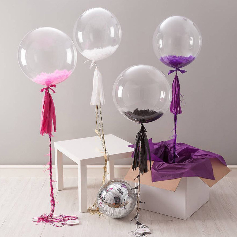 Led Balloon With Stick