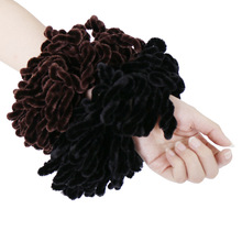 Voluminizador Scrunchie Khaleeji, complemento de cabeza para musulmanes, bufanda interior, Tichel, Anillo para el pelo, moño, hiyab, bollos voluminizados, tocado de sabasa, 1 ud.