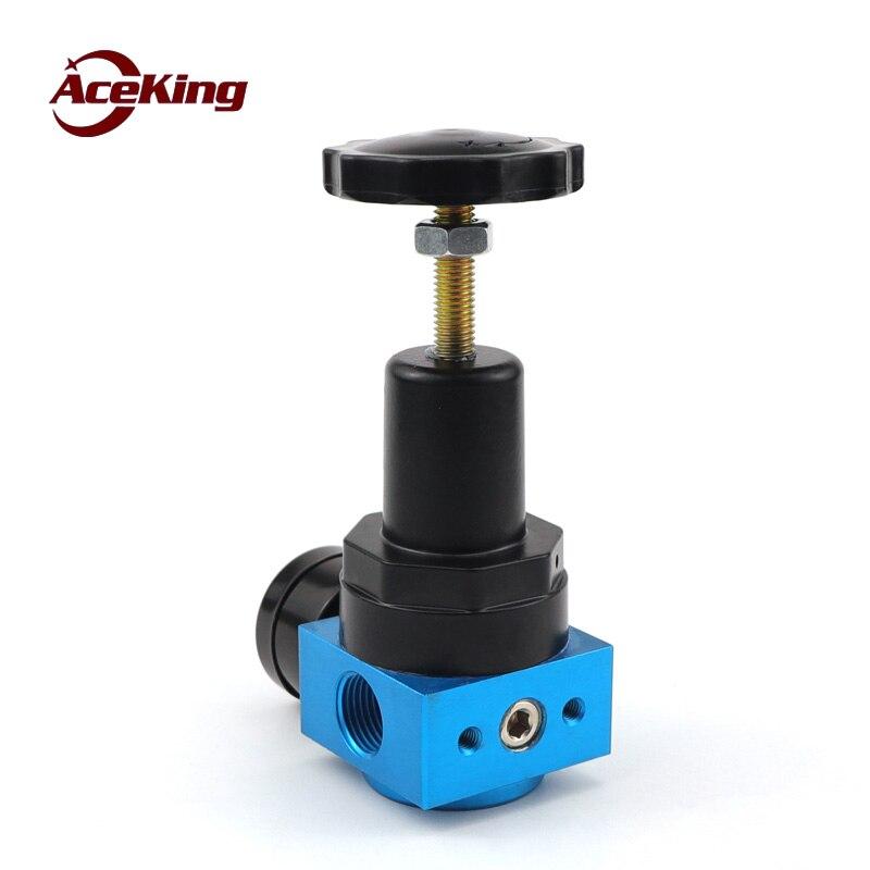 40kg air pump high pressure regulating valve cylinder blow molding machine gas pressure regulating reducing valve qtyh-15 / 25