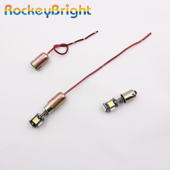 Rockeybright BA9S automatyczne światło led uchwyt gniazdo adaptera złącze podstawy T11 BA9S H6W T4W T9 uchwyt lampy led drut szelki przekaźnikowe tanie i dobre opinie Stranded Bare Drut Miedziany BA9S Bulb Socket Wire Harness BA9s Wire Socket Holder Connectors BA9s led light bulbs adapters Connector Cable Wire