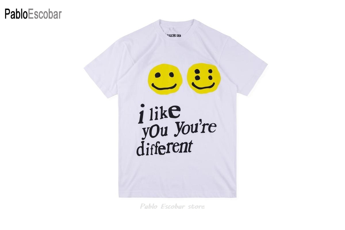 Jesus Is King I Like You your different Streetwear Tees  1