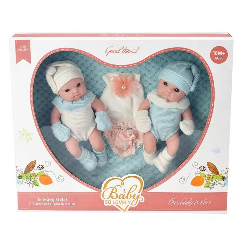 Dolls Soft Baby Toys 25CM Early-Education Kids SONG JULY'S with Birthday-Present