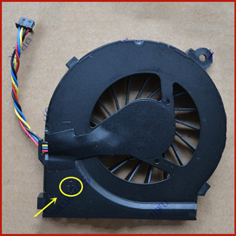 New Laptop CPU Fan Cooler For hp 250 G1 Cooler Fan image
