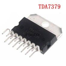 Chip amplificador de audio TDA7379 para coche, con cremallera, paquete de 15, garantía de calidad, 1 unids/lote