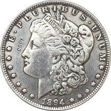 Копия монеты доллара США Моргана 1894-O