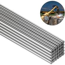 Copper Aluminum Welding Rods Universal Low Temperature Welding Cored Wire Multipurpose Copper Aluminum Repair Rods for Welding