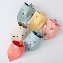 Grooming Small Dog Cat Scarf Triangular Bandana Dog Cat Cotton Washable Ties Collar Scarf Adjustable Cotton Fashion Puppy Bibs