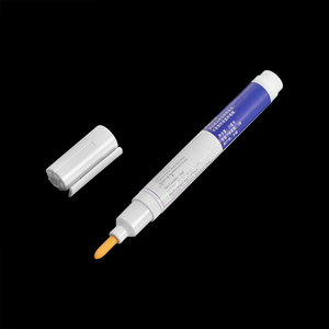 Image 3 - 10ml No clean Rosin Flux Pen for Solar Cell Panels Electrical Soldering PCB Board Electrical Repairment Welding Fluxes Tool