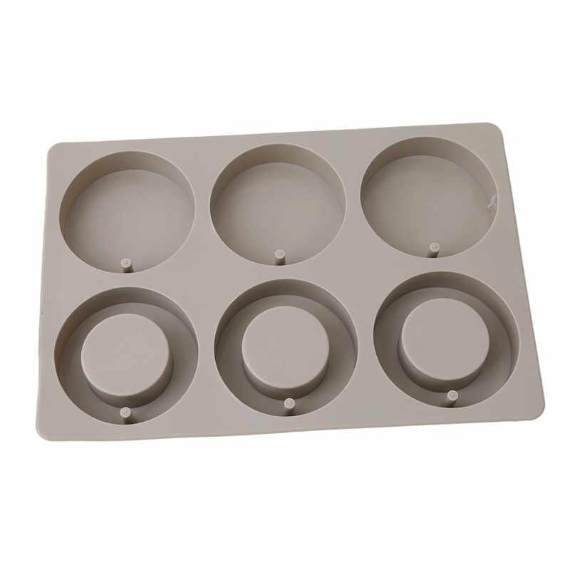 Molde de silicona para aromaterapia DIY, molde superpopular, adornos de flores, molde de cera, molde de vela para jabón, DIY, artesanías de arcilla EJ894604