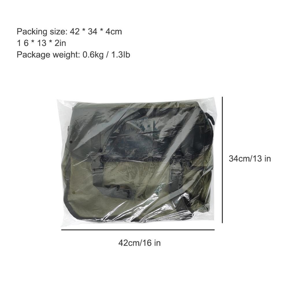 Sacs à bagages étanches en toile pour Honda shadow, sac de selle pour moto Suzuki dr 650 2