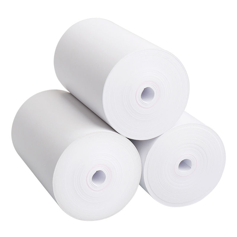 No Core 80x80mm Thermal Paper Roll, ATM/ POS/ Bank Cash Register Paper