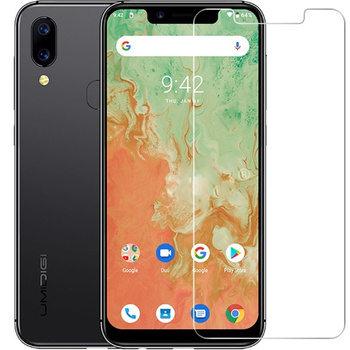 Перейти на Алиэкспресс и купить Закаленное стекло для телефона Umidigi A3X Power F1 Play One Max S3 Pro A3X A3S F2 A5 A1 Z2 A3 Pro Protector 9H защитная пленка
