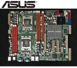 ASUS Z8NA D6 oryginalna płyta główna LGA 1366 DDR3 X58 dla rdzenia i7 Extreme/Core i7 24GB płyta główna pulpitu w Płyty główne od Komputer i biuro na