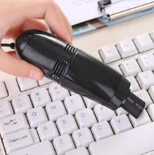 Keyboard Cleaner Brush Keyboard Dust Collector Mini USB Vacuum Laptop Keyboard Vaccum Cleaner Computers Clean Tools