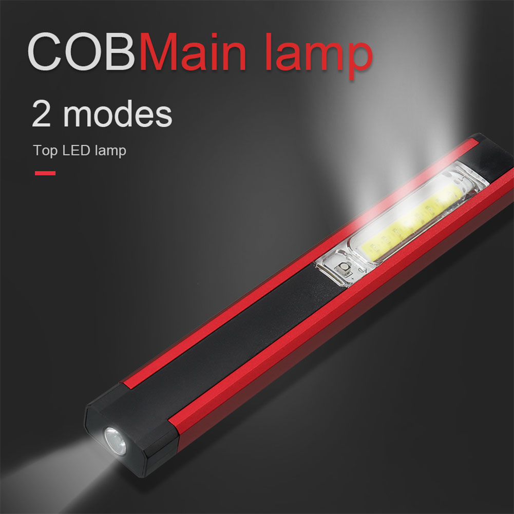 80000 Lumen COB XPE SOS Scheinwerfer Nachtlicht USB Charge 5 Modi Magnet Neu PW