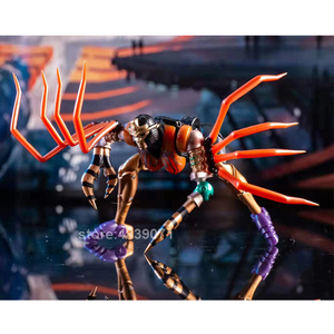 Image 4 - TE Action Figure Toys MM 001 MM001 Small Proportion G1 Blackarachnid Airachnid Poisonous Spider Beast Deformation Transformation