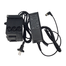 Input AC 220V For Two Linear Actuator Controller With DC 24V Power Supply Electric Adapter For Linear Actuator Gear Motor ac100 240v input and 12 24v dc ouput wireless type linear actuator controller power supply for doubles linear actuators