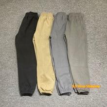 Cotton Trousers Pants Label-Season 20FW Kanye-West Men High-Quality Women 5 Inside-Tag