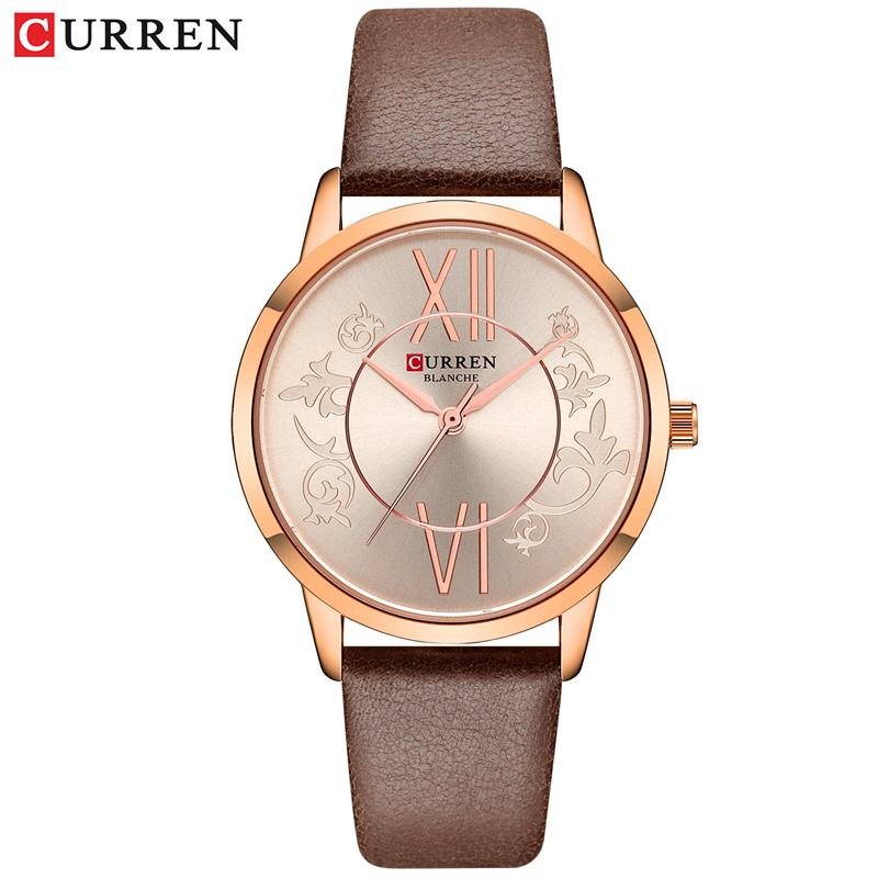 <font><b>CURREN</b></font> Brand Luxury Women Watches Waterproof Fashion Ladies Watch For Woman Ladies Wrist Watch Relogio Feminino Montre Femme image