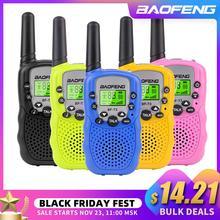 2 sztuk Walkie Talkie dzieci Radio Handheld mini walkie talkie dla dzieci komunikator latarka bezpieczna moc dwukierunkowy domofon