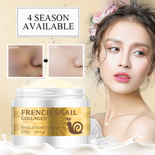 LAIKOU Snail Moist Nourishing Serum Facial Cream NEW Anti Wrinkle Anti Aging Skin Care Wrinkle Firming Imported Raw Materials anti wrinkle anti aging snail moist nourishing facial cream cream imported raw materials skin care wrinkle firming snail care