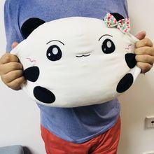 Hot 2019 New  Plush Toy Stuffed Animal Soft panda bear Doll pig Hand Warmer Pillow Cat Dog Plush Kids Toy christmas gift недорого