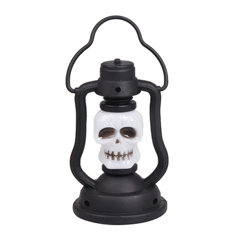 Halloween Latern Handlamps Party Haunted House Decorations Halloween Light Up Pumpkin Lanterns for Best Halloween 11x6.8cm TB image