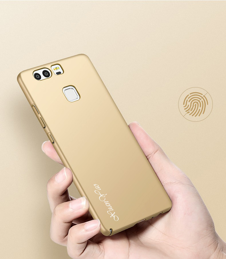 P 9 Plus Case XUANYAO Fashion Slim Frosted Coque For Huawei P9 Plus Case Cover Matte Hard Back Cover For Huawei P9 Lite P9 Plus (8)