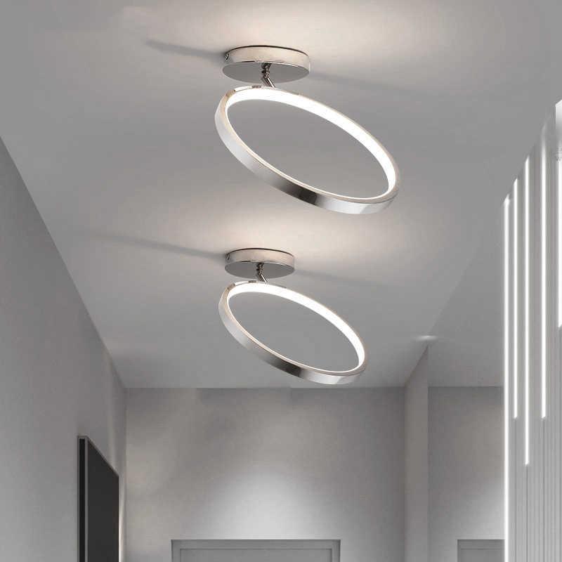 Lofahs Modern Led Ceiling Light Indoor Lighting For Restaurant Bedroom Corridor Aisle Children S Room Angel S Halo Ceiling Lamp Ceiling Lights Aliexpress