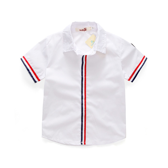 Baby Boys Clothing Sets Summer Children's T Shirts + Shorts + Belt 3pcs Suits Bow Pants Sports Kids Clothes Fashion Clothes 2