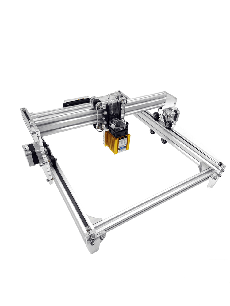 Laser-Engraving-Machine 15000MW Working Metal 15W for Toy Engraver Mark-On DIY Area395--285mm
