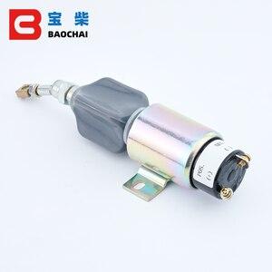 Image 5 - Groupe électrogène Diesel 12v/24V, moteur, pelle, extincteur, interrupteur à flamme et carburant arrêt lélectrovanne