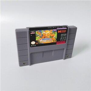 Image 2 - Joe y roció cavernícola Ninjas o Joe y roció 2 perdido en el trópico tarjeta de juego de acción nos versión en inglés