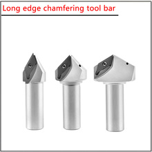 30 45 60degree CNC Long edge chamfering tool bar for xcet310404 Multi-function chamfering knife Large diameter chamfering cutter