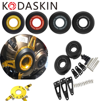 Kodaskin Motorcycles Engine Cover Protection Water Pump Covers Case For Honda CBR650R cbr 650r cb650r CB 650R