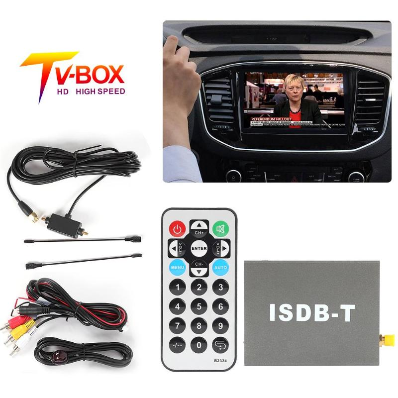 DC 12V-24V T502 ISDB-T <font><b>Car</b></font> Digital <font><b>TV</b></font> Receiver DTV Box Standard Definition <font><b>TV</b></font> Tuner Auto <font><b>Car</b></font> <font><b>TV</b></font> image