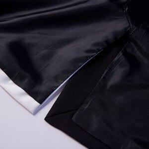 Image 5 - Пиджак PYJTRL мужской повседневный, Модный Блейзер, приталенный, для сцены, певцов, выпускного вечера