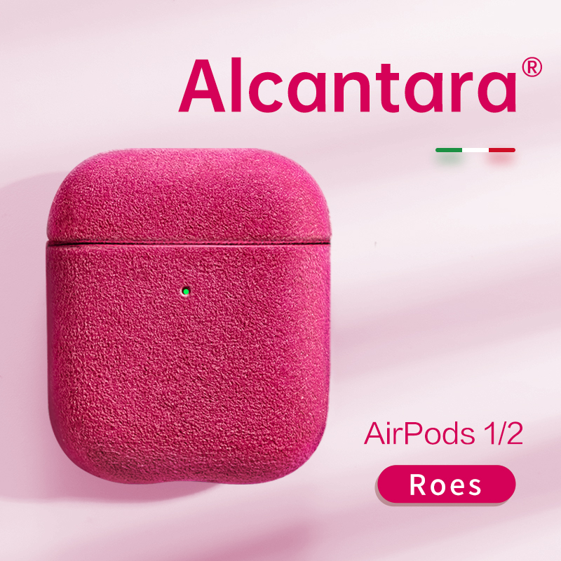 AirPods12 rose Red