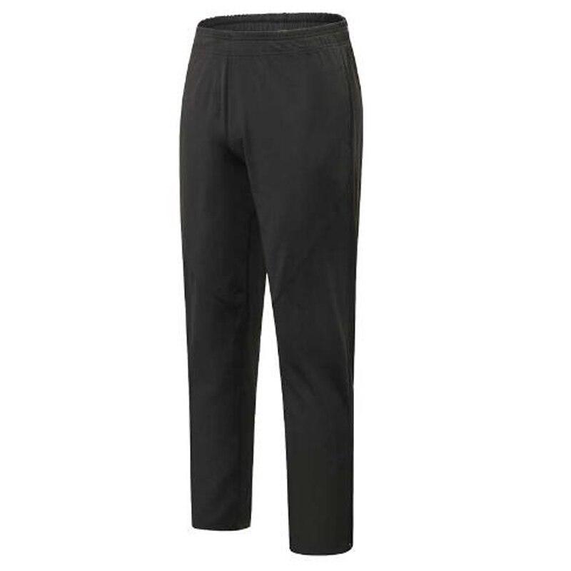 Yuerlian 2019 Waist Sports Running Pant Men Loose Straight Training Pants Gym Male Soccer Jogging Trouser