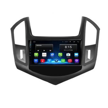 9 android 10.0 RAM2G car gps dvd player for Chevrolet Cruze 2013 2014 2015 car radio multimedia navigation stereo head unit dsp image