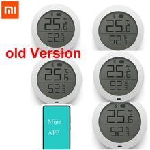 Xiaomi mijia bluetooth温度計2温度湿度デジタル液晶画面水分計スマートmiホームmijiaアプリ