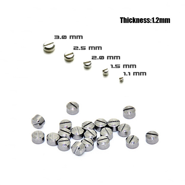 Etching Parts For Gundam Metal Modification Supplement Detail Modification Screw Slotted Screw Armor Nail