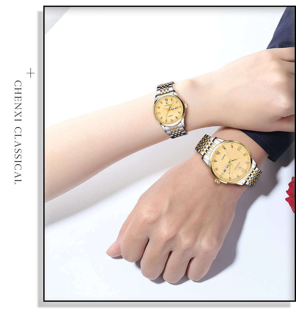 para o casal relógio masculino mulher 2019