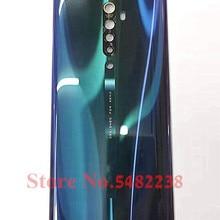 100% Original Glass battery cover For OPPO Reno 2 Rear Housi