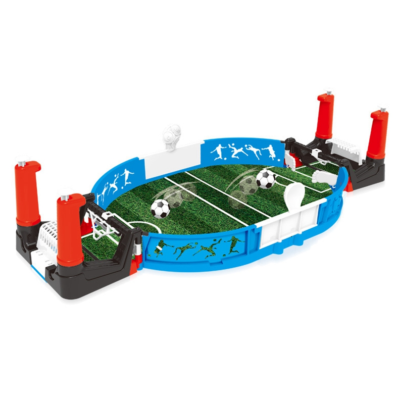 Finger Soccer Table Game Table Children's Competitive Soccer Toys Two-Player Puzzle Board Game image