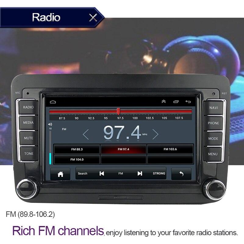 Rádio estéreo automotivo para apple, rádio automotivo