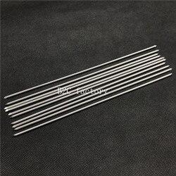 Nowy 10 sztuk ładne druty Kirschner ze stali nierdzewnej podwójnie zakończone weterynaryjne instrumenty ortopedyczne
