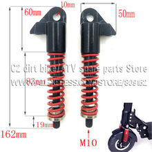 M10 Hidrolik Spring Shock Absorber untuk 8 Inch Electric Scooter(China)