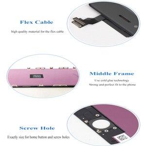 Image 4 - 100% Aaa Kwaliteit Tianma Lcd scherm Met Touch Screen Digitizer Voor Iphone 5S 5 5C Se 6 7 8 6S 4S Screen + Gehard Glas + Gereedschap